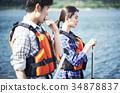 休閒 湖泊 湖 34878837