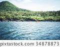 劃獨木舟的家庭 34878873