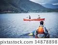 劃獨木舟的家庭 34878898