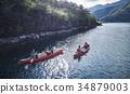 劃獨木舟的家庭 34879003