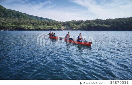 劃獨木舟的家庭 34879051