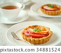 酸的 甜點 甜品 34881524
