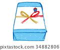 礼物 日式信封装饰 装饰绳 34882806