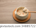 cream stew white 34885722