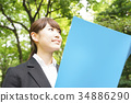事业女性 商务女性 商界女性 34886290