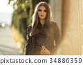 女企业家 女性白领 女商人 34886359