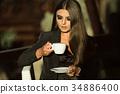 女企业家 女性白领 女商人 34886400