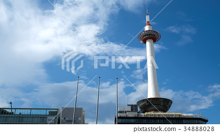 Kyoto Tower 34888028