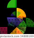 抽象 几何学 时尚 34888169