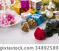 장식품, 크리스마스, 크리스마스 이미지 34892589