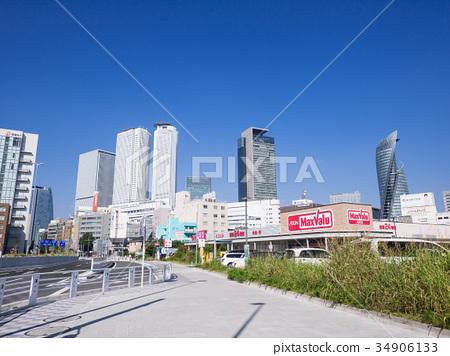 名古屋站建設集團和Maxvalu Dazai分公司 34906133