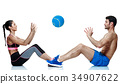 Fitness, Exercises, Isolated 34907622