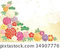 꽃무늬, 꽃, 플라워 34907776