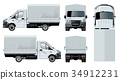 矢量 矢量图 卡车 34912231