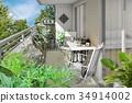 Veranda garden 4 34914002