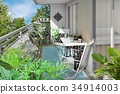 Veranda garden 5 34914003