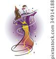 dance, dancer, dancing 34914188