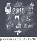 christmas doodle noel 34915781
