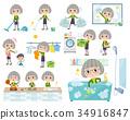 people, senior, grandmother 34916847