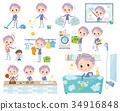 people, senior, Housekeeping 34916848