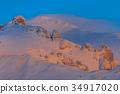 sunrise in Ciucas Mountains, Romania 34917020