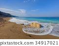Gialos beach. Lefkada, Greece 34917021