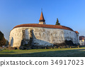 Prejmer fortified Church. Brasov, Romania 34917023