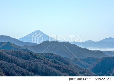 富士山(Yatsugatake Kogen Ohashi 12月) 34922121