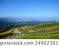伊東市 大室山 大村山 34922301