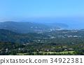 เมือง Ito จังหวัด Shizuoka เมือง Ito จากการประชุมสุดยอด Omuroyama 34922381