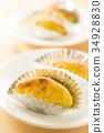 秋之美食 糖果 甜食 34928830