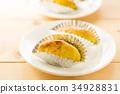 秋之美食 糖果 甜食 34928831