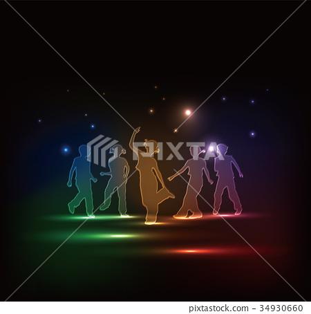 춤 아이들 34930660
