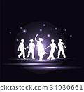 階段 舞台 音樂 34930661
