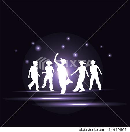 阶段 舞台 音乐 34930661