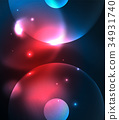 background vector circle 34931740
