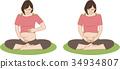 Maternity Yoga 2_2 Poses 34934807