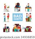 bad habit poster 34936859