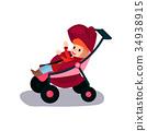婴儿 宝宝 流浪者 34938915