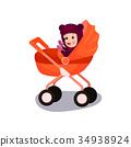 婴儿 宝宝 流浪者 34938924
