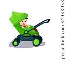 婴儿 宝宝 流浪者 34938953