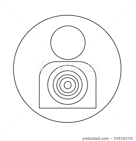 Target people icon 34939239