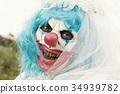 小丑 嚇人的 邪惡 34939782