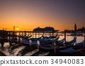 venice, sunrise, san marco 34940083