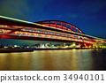 แสง เบา,ประภาคาร,ภาพถ่ายอาคารช่วงค่ำ 34940101