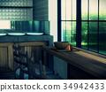 interior, interiors, cafeteria 34942433