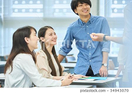 大學生形象 34943070