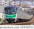 전차, 전철, 지하철 34948551