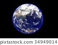 ภาพประกอบ CG ของโลก 34949014