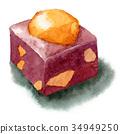 和果子 日本糖果 日式甜點 34949250